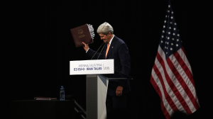 John Kerry - Iran Nuclear Talks